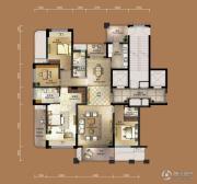祥生城市之星4室2厅3卫0平方米户型图