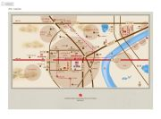 迪凯西湖国际茶博城交通图