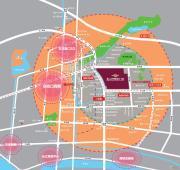 东二环泰禾广场2期规划图