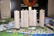 世茂国际广场沙盘图