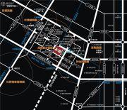 东华虹湾1号交通图