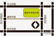 �Z和嘉园交通图