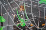 汇龙湾花园交通图