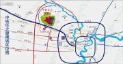 中铁任之健康城交通图