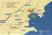 首开・国风海岸交通图