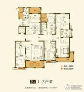 华富世家5室2厅6卫356平方米户型图