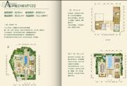 鲁能三亚湾4室3厅5卫0平方米户型图