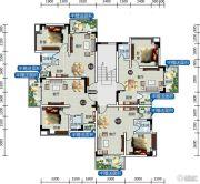 云溪温泉国际旅游度假区1室1厅1卫40平方米户型图