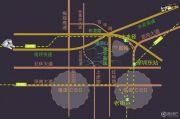 万科麓城交通图