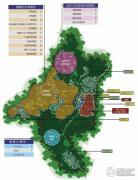 奥陶纪旅游度假区规划图