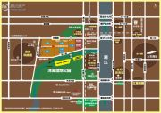 中海国际社区交通图