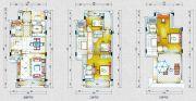 锦绣海湾城195--225平方米户型图
