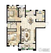 尼德兰花园2室2厅1卫0平方米户型图