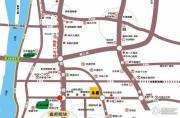 万芙锦城交通图