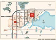 鸿坤山语交通图