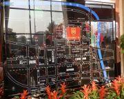 新南天古汉国际广场交通图