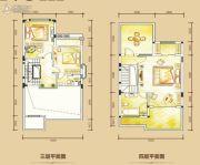 合生滨海城1室1厅1卫0平方米户型图