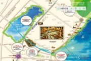 复地东湖国际交通图
