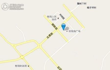 河北省蓉城马庄村地图