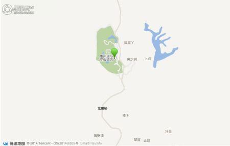 富力惠林温泉