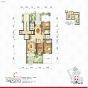 丽汤・首山梦之湾3室2厅2卫179平方米户型图