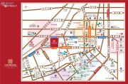 中海景阳公馆交通图