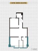 富田财富广场0室0厅0卫0平方米户型图