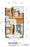 闲情偶寄5室2厅3卫255平方米户型图
