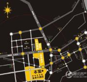金宇中央首座交通图