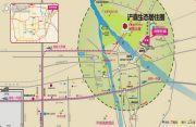 水岸东城交通图