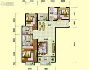 丹东万达广场0平方米户型图