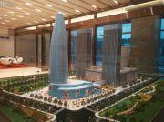 华中国际广场沙盘图