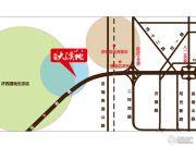 蓝石大溪地交通图