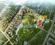 云山峰境花园效果图