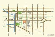 枫林水岸交通图