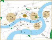 金融街融御交通图
