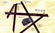 盛世家园交通图