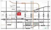 五迪中心交通图