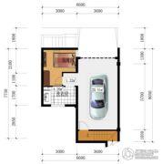 闲情偶寄4室2厅3卫160平方米户型图