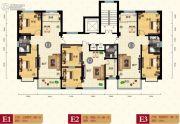 天健凤凰城1室1厅1卫68平方米户型图