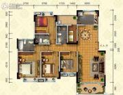 东田山畔华庭2室1厅1卫0平方米户型图