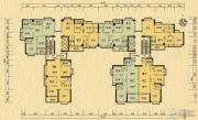 香樟美地103--133平方米户型图