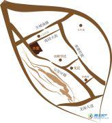 博维左岸香颂规划图