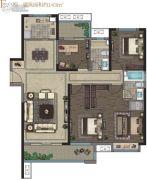 龙湖碧桂园・天宸原著4室2厅2卫143平方米户型图