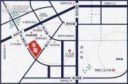 融创・提香蓝岸交通图
