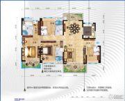 碧桂园・十里江湾4室2厅3卫192平方米户型图