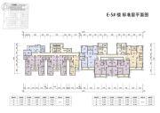 荆州海洋世界134平方米户型图
