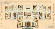 书香水岸2室2厅1卫0平方米户型图