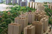 建工新城沙盘图