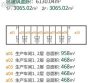 中国・北方健康食品产业园1室0厅0卫468平方米户型图